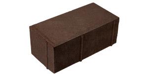 Плитка 1П8 - Коричневый