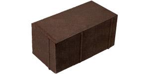Плитка 1П10 - Коричневый