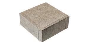 Плитка Квадрат - Серый