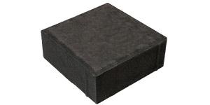 Плитка Квадрат - Черный