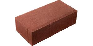 Плитка 1П4 - Красный